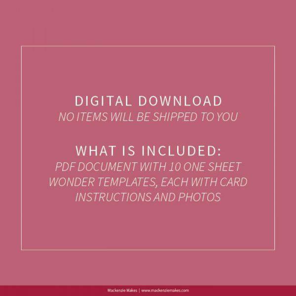 OSW Template Bundle Christmas Edition